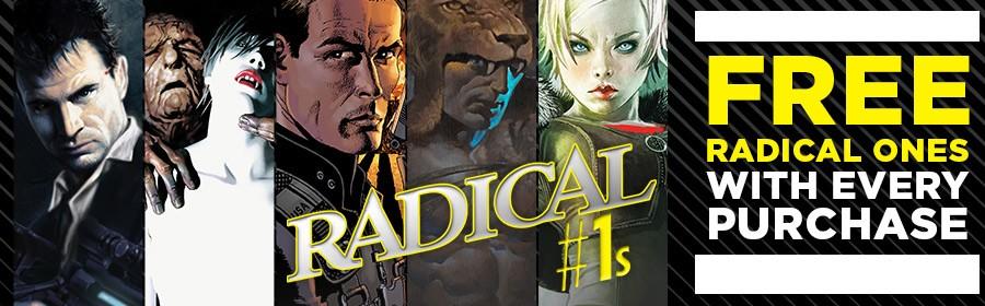 Free Radical Ones!