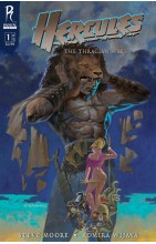 Hercules: Thracian Wars #1