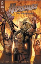 Hercules: Thracian Wars #4