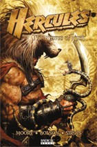 Hercules: Knives Of Kush TPB