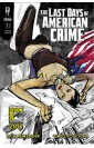 The Last Days Of American Crime #1 SDCC