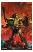 Hercules: Thracian Wars - Arthur Suydam