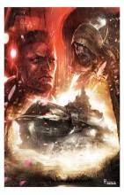 After Dark #1 Litho by Francesco Mattina