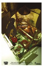 Last Days #1-B Litho by Greg Tocchini