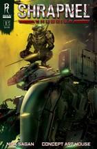 Shrapnel Vol. 2: Hubris #1