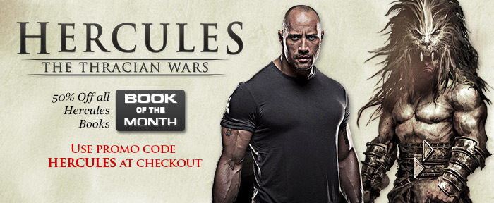 Hercules Book of the Month