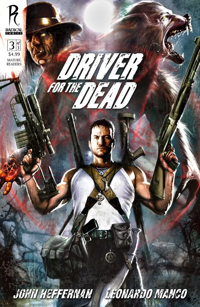 Driver for the Dead Issue #3