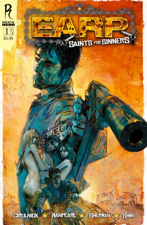 EARP: Saints for Sinners #1