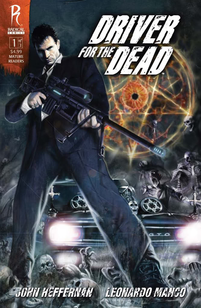 Driver for the Dead Issue #1