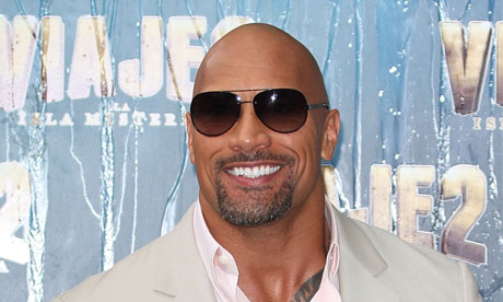 The Rock … following in Schwarzenegger's footsteps.