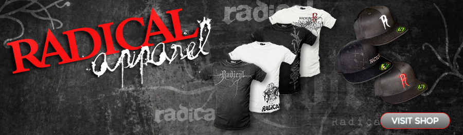 Stock up on Radical Gear!