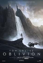 'Oblivion' poster
