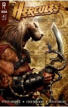 Hercules: Knives Of Kush #4
