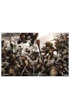 Hercules: Thracian Wars - Clint Langley