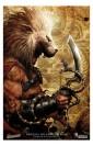 Hercules: Knives of Kush - Clint Langley